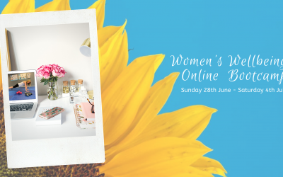 Women's Wellbeing Online Bootcamp