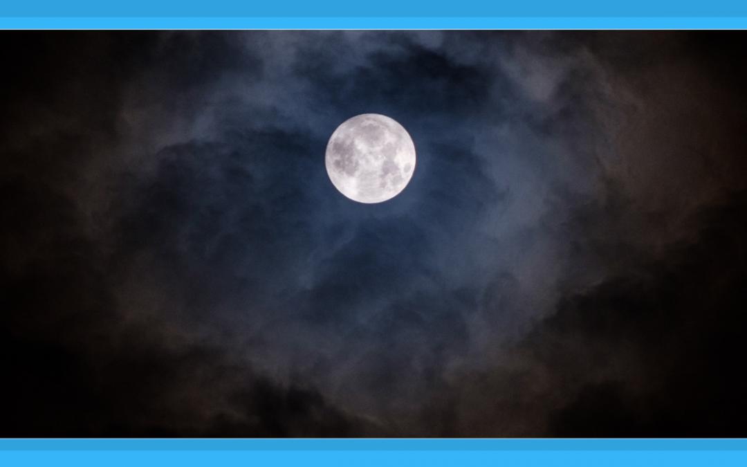 I Blamed The Full Moon!